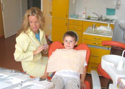 4. Jeden z naszych pierwszych pacjentow (2004 rok)