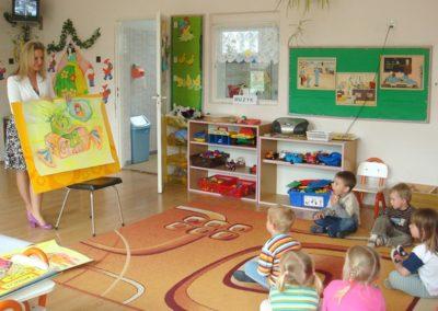 5. Kraina czekoladowych stworków w przedszkolu